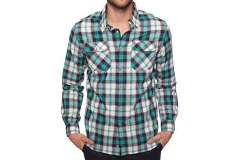 Green plaid shirts, $26.90, at Forever 21