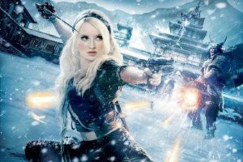 """EMILY BROWNING as Babydoll in Warner Bros. Pictures' and Legendary Pictures' epic action fantasy """"SUCKER PUNCH"""