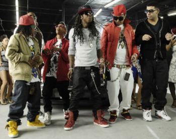The Boys of Young Money!