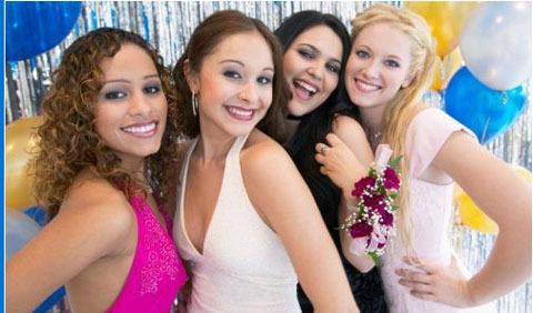 Let your personal style shine on prom night!