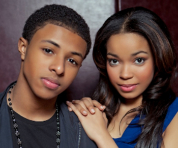 ja rule daughter and diggy - photo #5