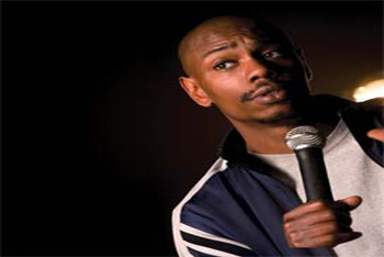 Dave Chappelle's night at the Apollo