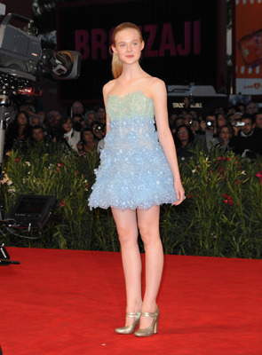 Marc Jacobs sky blue dress