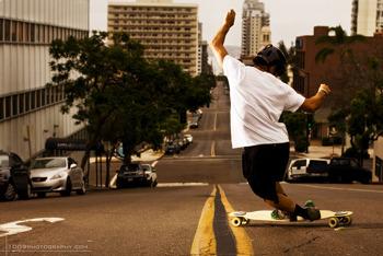 Longboarding Tricks