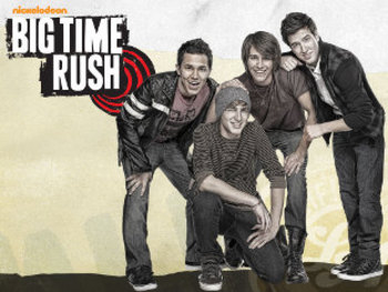 All the guys in BTR