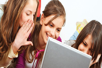 Cyberbullying on your laptop