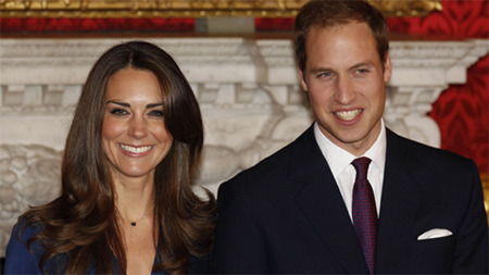 Kate Middleton and Prince William Announce their Engagement