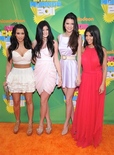 Kardashians and Jenners
