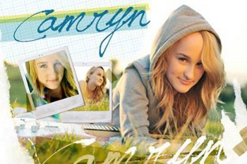 Camryn's songs will be on the soundtrack for Judy Moody and the Not Bummer!