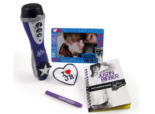 Sing Along to Justin With This Mic
