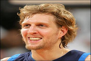 Dirk has never won an NBA ring