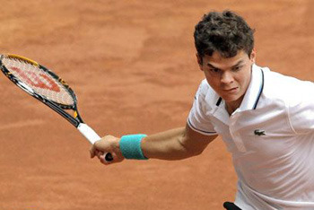 Milos Raonic is destined to be a star tennis player