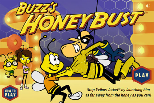 Click here to play Honeybust