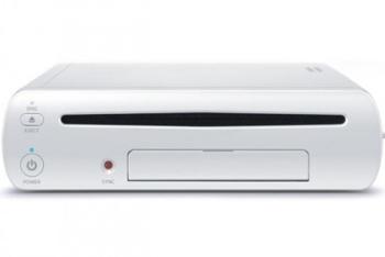 Wii U home console