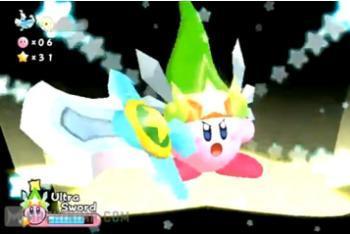 Kirby Wii