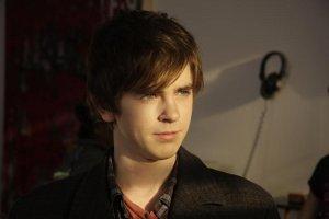 """Freddie Highmore as """"George"""""""