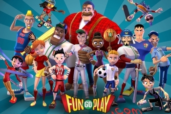 FunGoPlay Characters