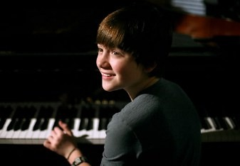 Greyson's biggest fans are Olivia and Karley!