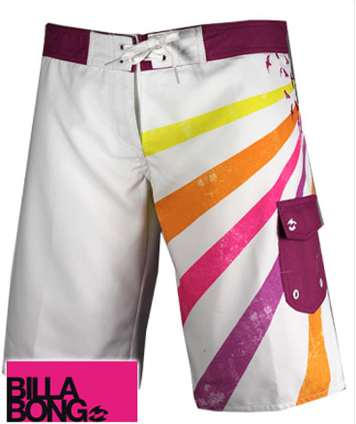 Billabong Sunny Day 45 Boardshorts White