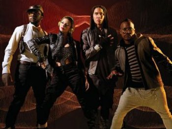 BEP got influences for their last album from touring in Australia