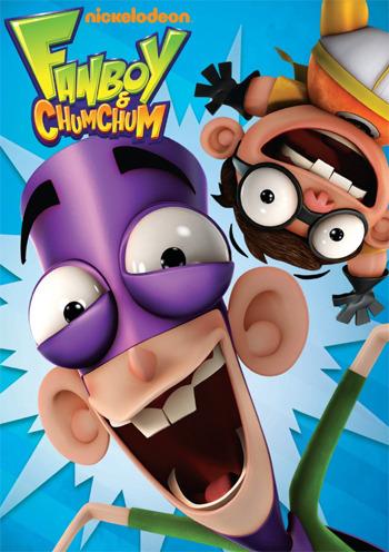 Fanboy and Chum Chum DVD