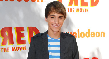 Lucas created his character Fred Figglehorn from watching his younger brothers
