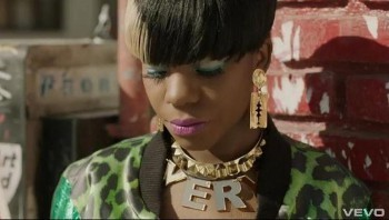 Rye Rye's new single Never Will Be Mine is all about heartbreak
