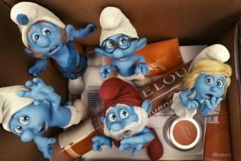 Meet The Smurfs!