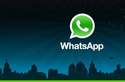 Keep in touch with friends across the world with WhatsApp