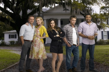 Rachel Bilson heads to Alabama in the new series Hart of Dixie