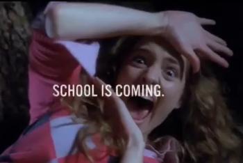 Top 10 Back to School Commercials