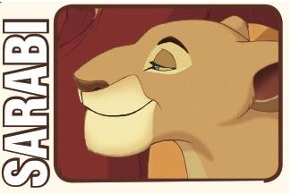 how did mufasa and sarabi meet
