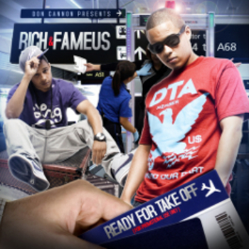 Rich and Fameus wanted their mixtape to feel like an album
