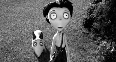 Sparky (later Frankenweenie) and Victor