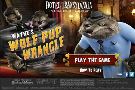 Wayne's Wolf Pup Wrangle
