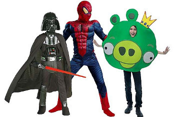 Not sure what to be this Halloween? Check out the Top 5 Halloween Costumes for Boys!