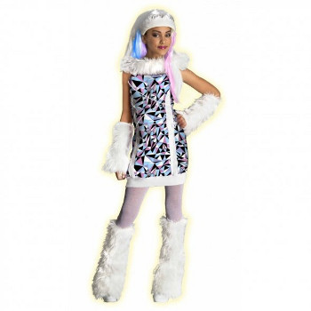 Monster High costumes just hit the market!