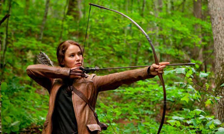 A Katniss Everdeen Costume is easy to make