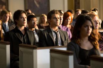 The Vampire Diaries: Season 4, Episode 2 :: The Memorial