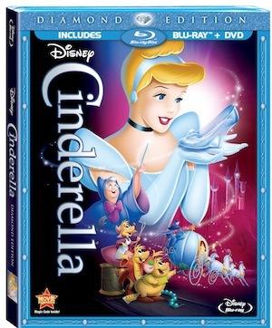 Cinderella Diamond Edition on Blu-Ray