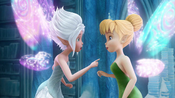 Tink and Periwinkle are like sisters