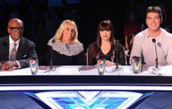The judges critiqued each other's choices all night