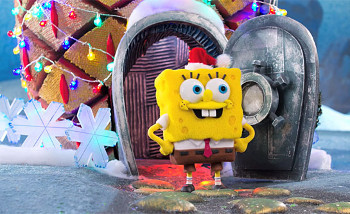 This is Nickelodeon's first stop motion animation film