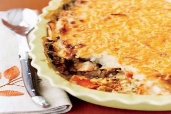 Turkey Potato Pot Pie