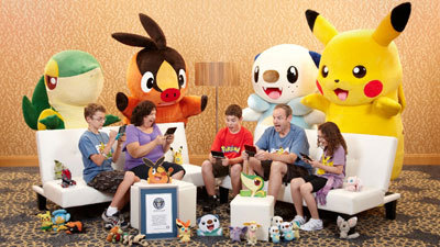 The Arnolds - Most Succesful Pokemon Playing Family: