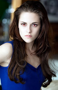 Hot, vamped-out Bella!