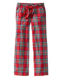 Old Navy Flannel Pajamas, $12