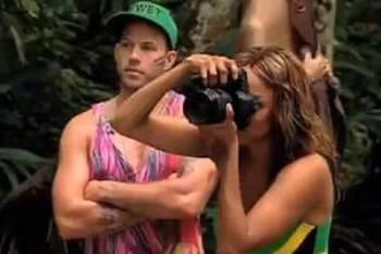Tyra Banks Photographs the Top 5