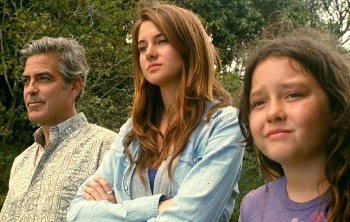 The Descendants starred George Clooney and Shailene Woodley