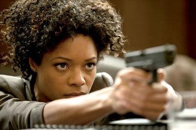 Naomie Harris as agent Eve